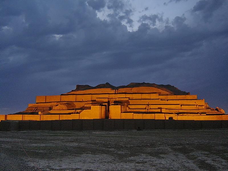 Chogha Zanbi,asia destinations