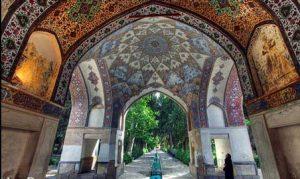 Kashan-Fin-garden