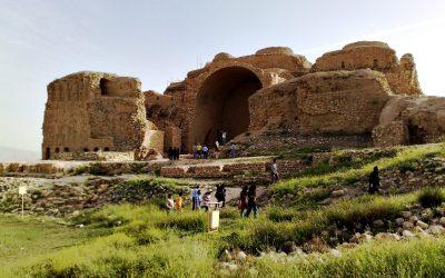 Firuzabad Ardeshir Palace