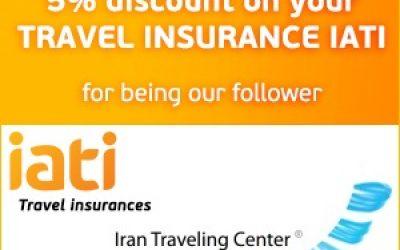 Travel insurance Iran