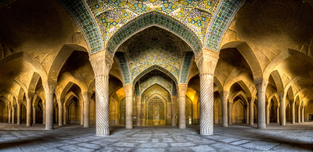 Vakil Mosque, Iran Cultural Tours