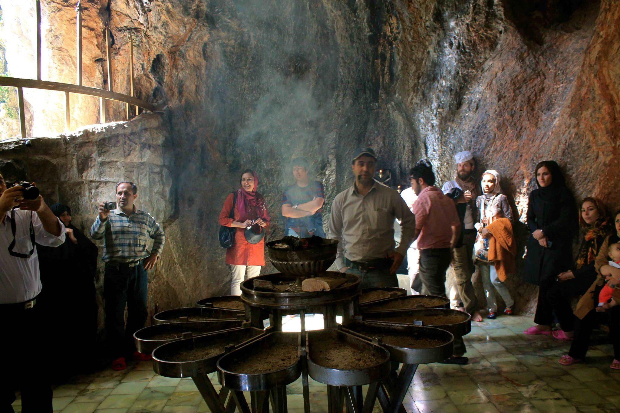 Irantravelingcenter-Yazd tourist attractions