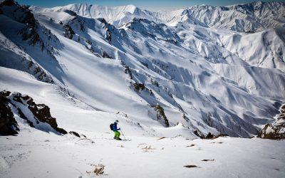 Iran Dizin Ski resorts