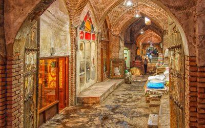 Tabriz Bazaar, Bazaar in Iran