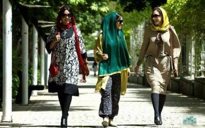 Women's Dress for Travelers to Iran