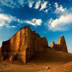 Kerman Shahdad Kalout Desert