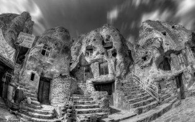 Kandovan Cave Village Iran
