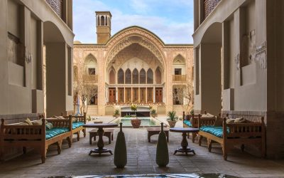 kashan-iran-traveling-center-old-houses