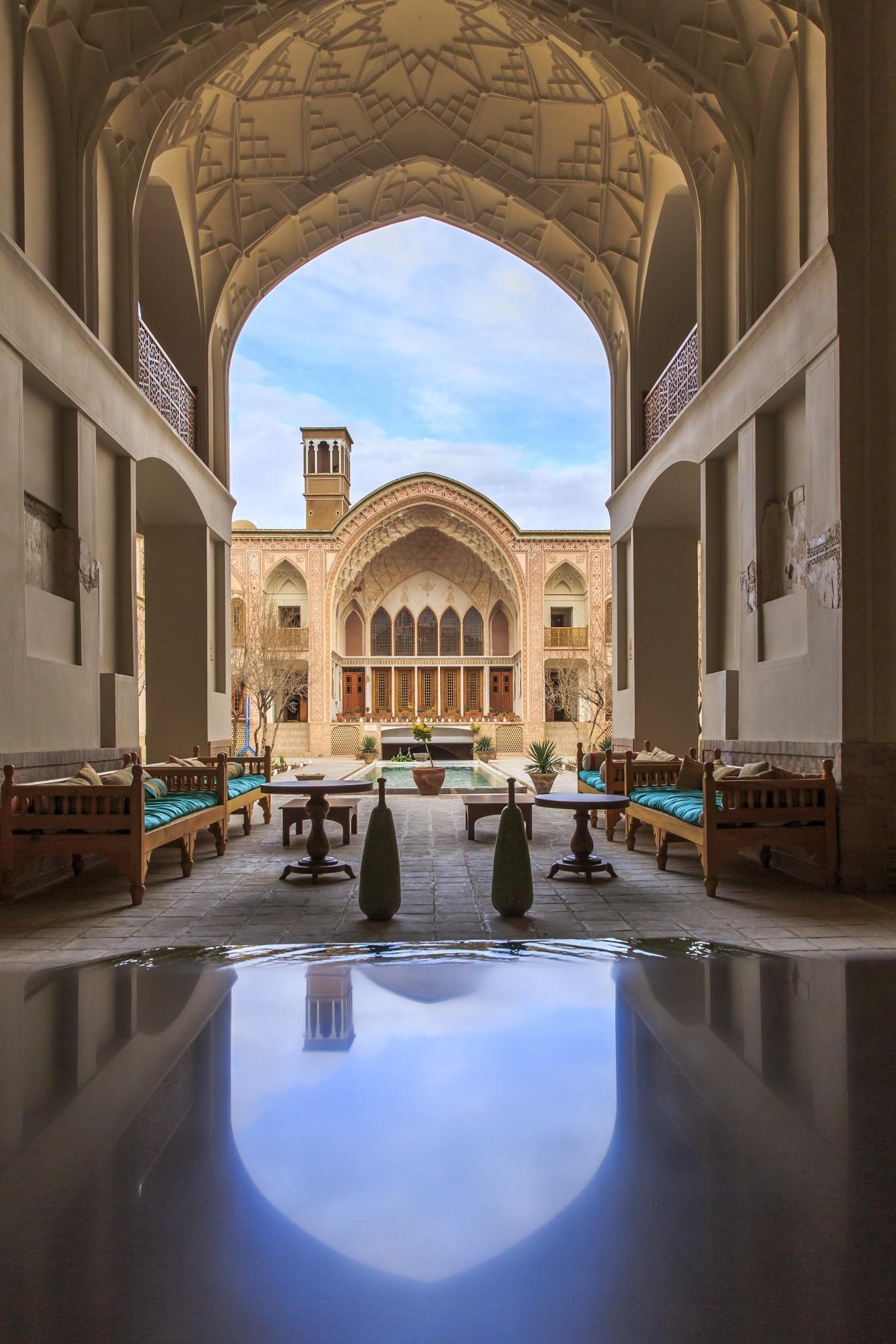 Kashan Iran Traveling Center