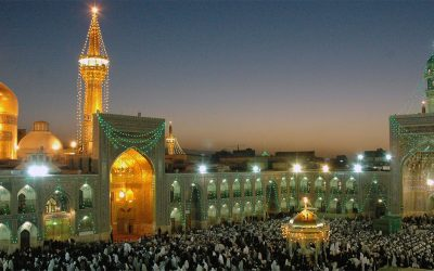 mashad-iran-traveling-center-shrine