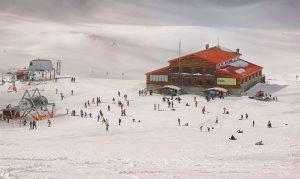 Iratravelingcenter-Tochal Ski Tour