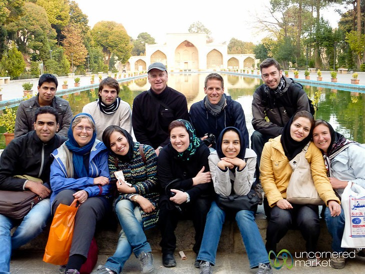 Travel to Iran Traveling Center