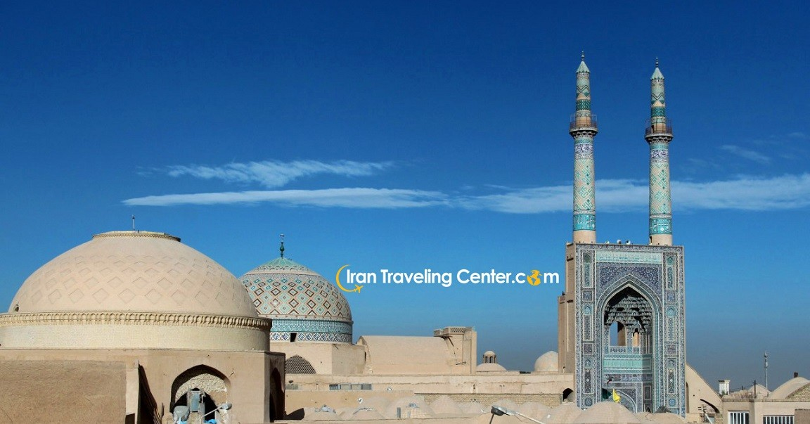 Irantravelingcenter-Yazd tourist attractions