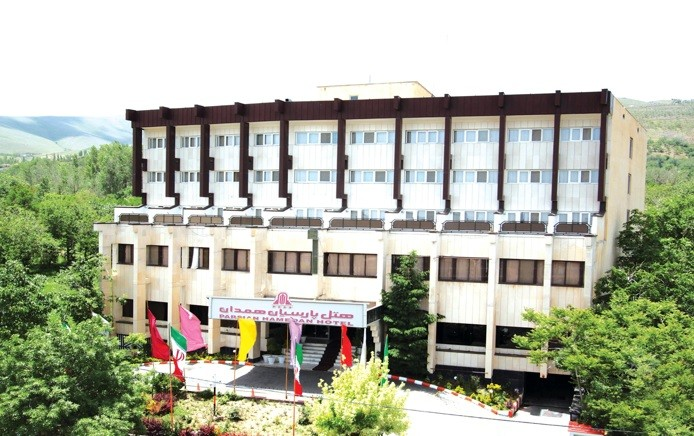 Irantravelingcenter- Parsian Hotel Hamadan