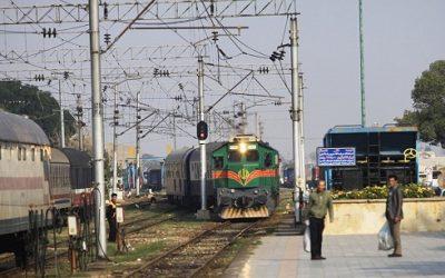 Train Ticket in Iran and Train Trips in Iran