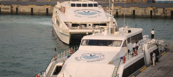Valfajr Ferry Transport in Persian Gulf