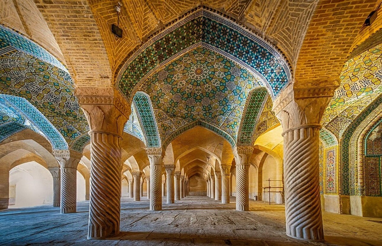 vakil mosque shiraz,iran