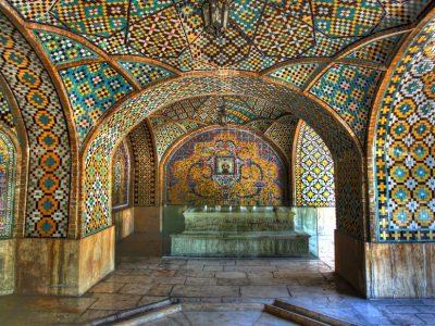 iran 15 days tour