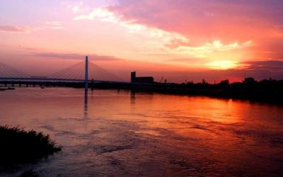 Ahvaz Sunset