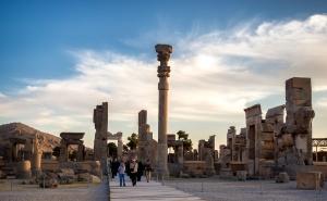 History of Iran イランの町