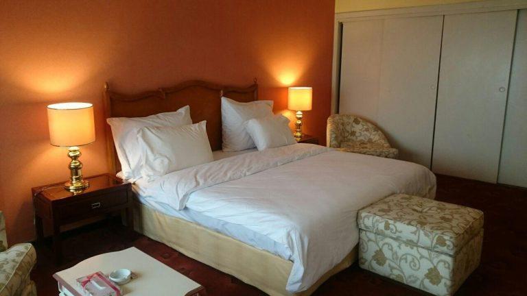 Parsian-Hotel-Tehran-Double room