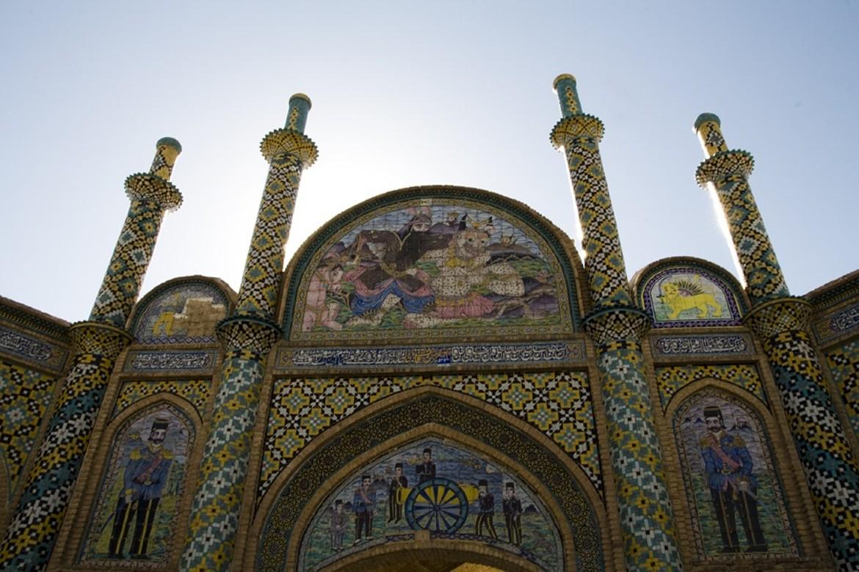 Travel to Iran Semnan