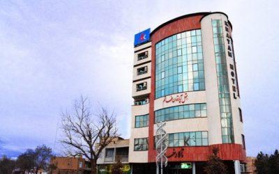irantravelingcenter-Khatam Hotel hamedan
