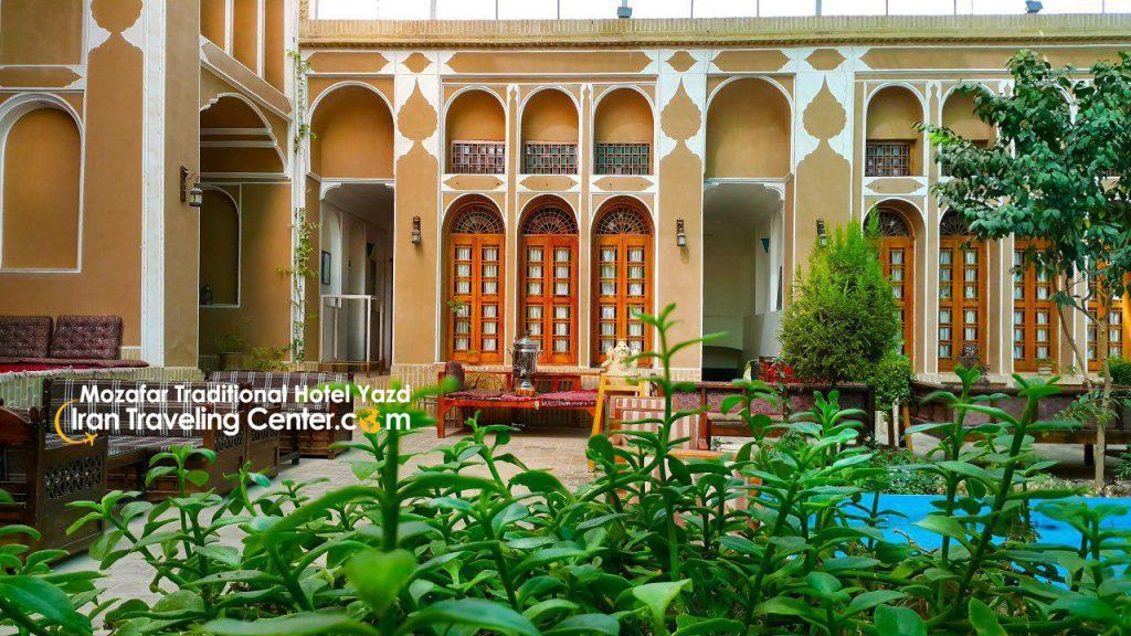Irantravelingcenter-Yazd firouzeh Hotel