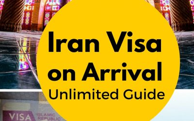 How to get Iran Visa on arrival