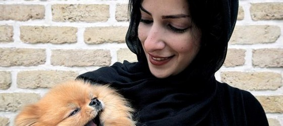 Why don't I see pet dogs in Iran?