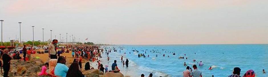 Bandar abbas Beach