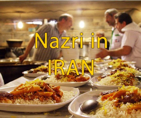 Nazr in Iran