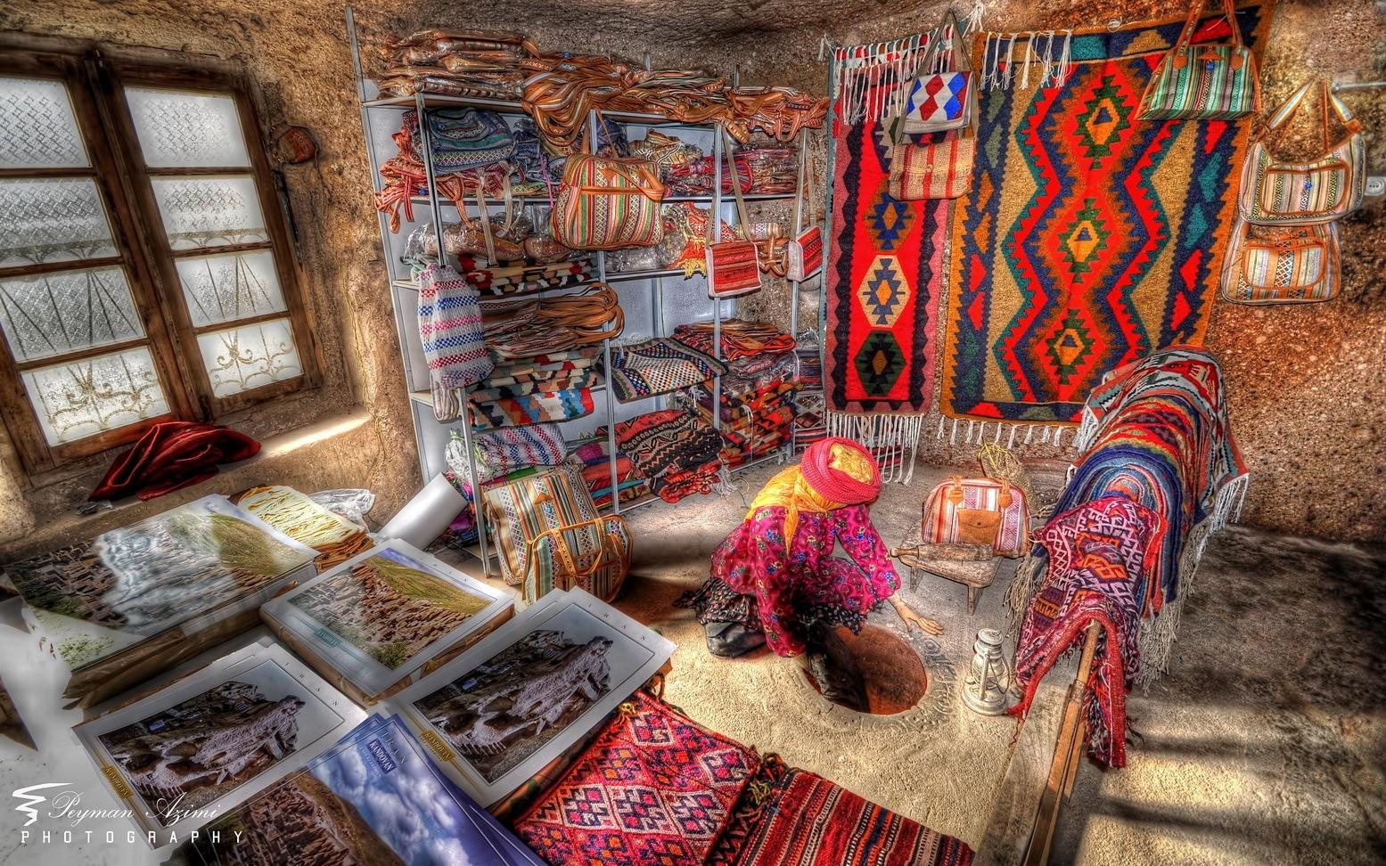 Kandovan Iran Traveling Center