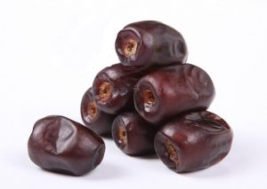 Dates are a very common Iranian dessert
