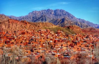 Abyaneh Irán