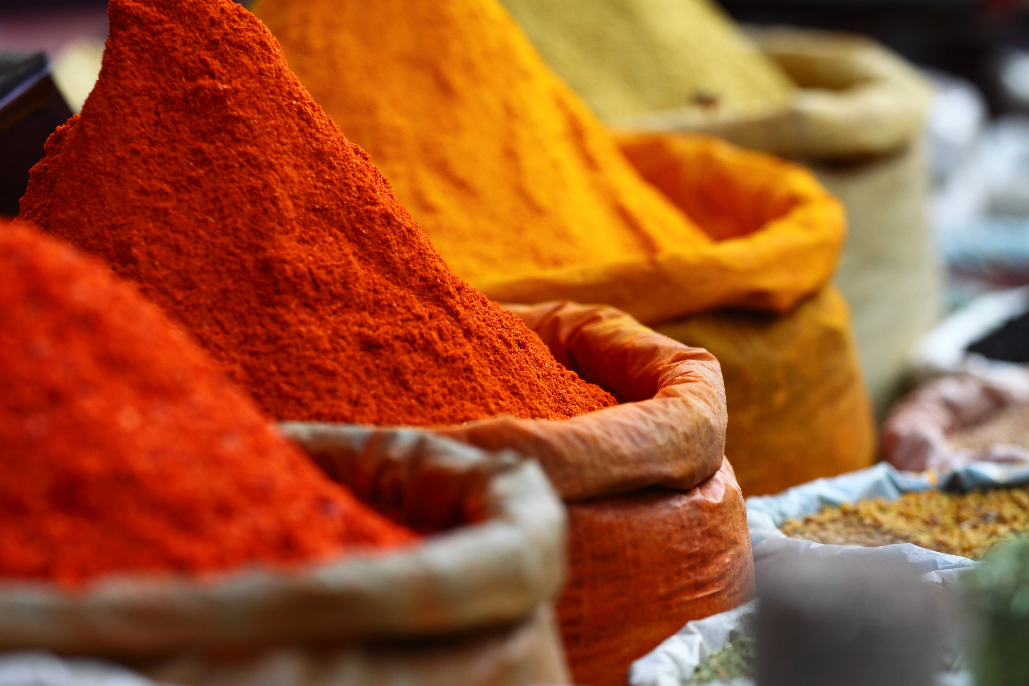 Spices in Iranian cuisine