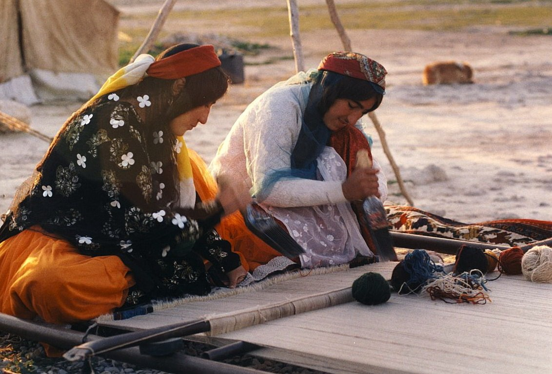 Nomad Tours in Iran