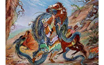 persiaon mythology