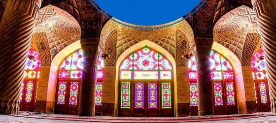 Pink Mosque Shiraz, Iranian Mosques