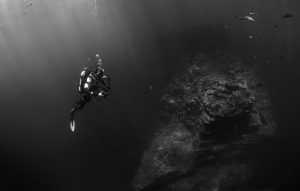 Diving in Qeshm, Persian Gulf