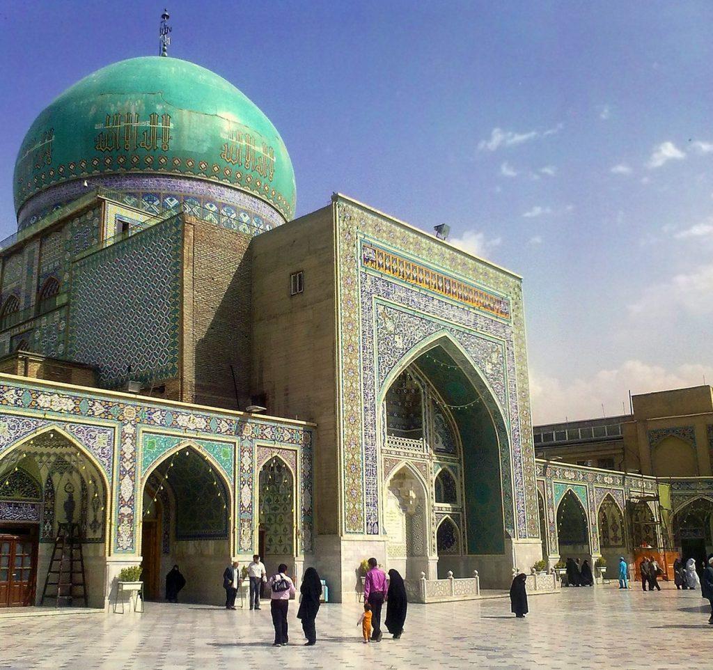 goharshad-mosque