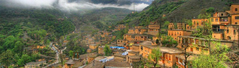 Masule Gilan, Iran