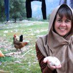 Women Tourist in Nomad and Village in Iran