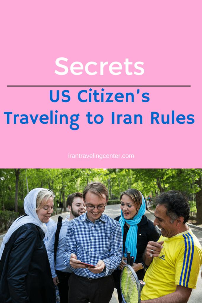 traveling to iran