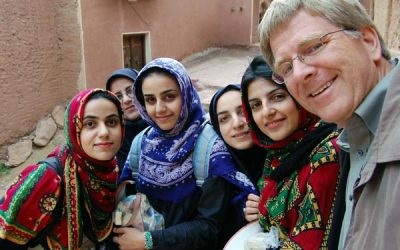 Travel to Iran as US Citizen