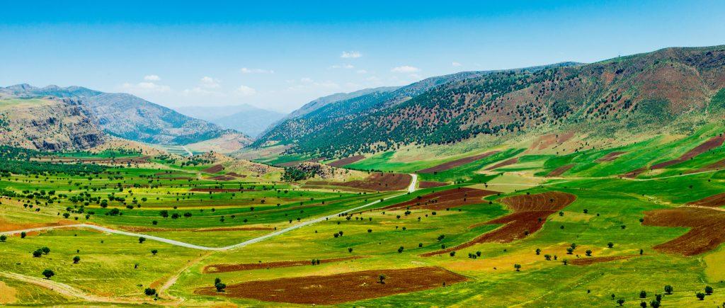 Zagros Mountain, Lorestan, Iran