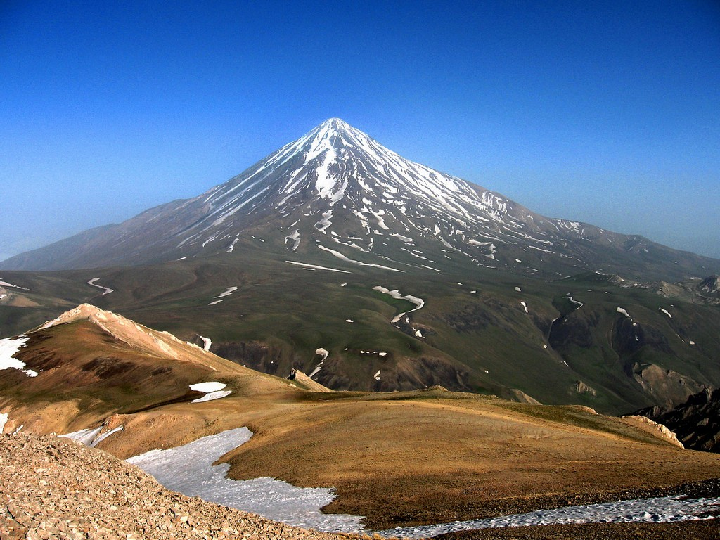 Mountain of Iran and Mountain Attractions - Iran Traveling ...