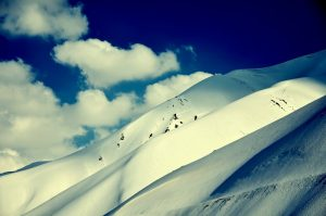 Dizin Ski Resorts Hotel and Room in Winter Tour By Iran Traveling Center