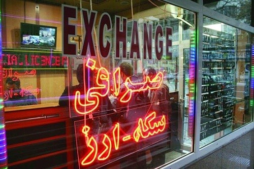 exchange-in-iran