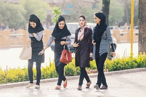 Popular Iran Dress Code  Trip To Iran
